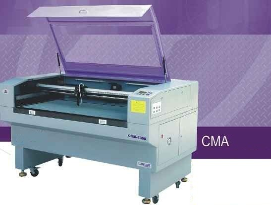 Cutting and engraving laser machine