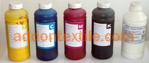 Ink for textile printing